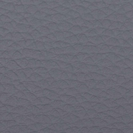Coupon simili cuir uni gris anthracite - 60 x 70 cm