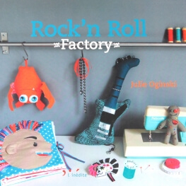 Livre couture - Rock'n Roll factory