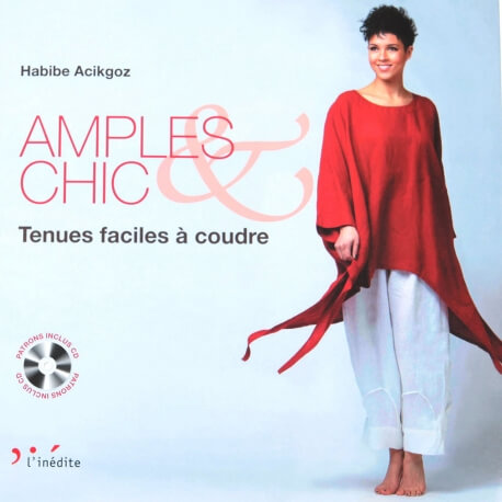Livre couture - Amples & chics