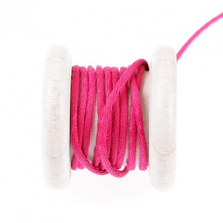 Queue de rat mat rose fuchsia
