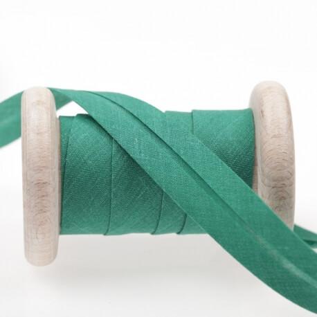 Biais uni large vert shady