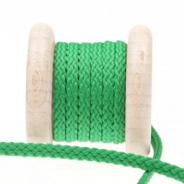 Cordon uni au mètre - Vert fern