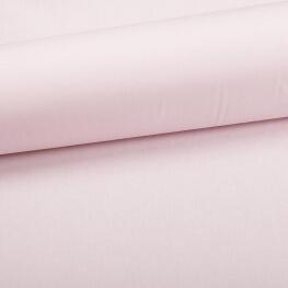 Tissu coton uni rose nenuphar
