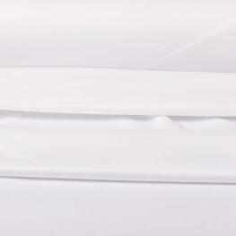 Tissu imperméable Pul couche lavable blanc