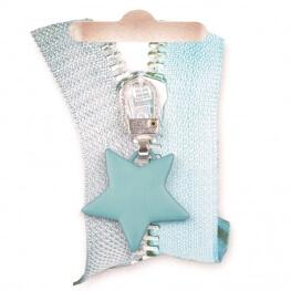 Tirette étoile - Bleu caraïbes mat