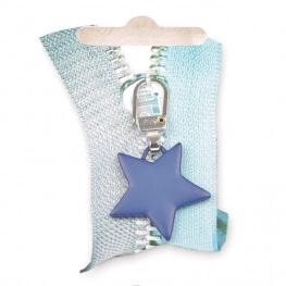 Tirette étoile - Bleu mat