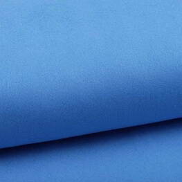 Feutrine à la coupe épaisseur 2mm - Bleu french blue
