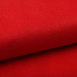 Feutrine à la coupe épaisseur 2mm -  Rouge tomato