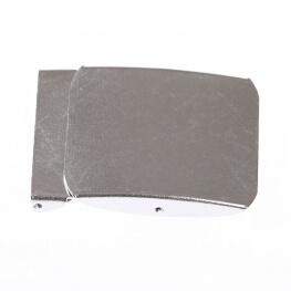 Boucle ceinture 40mm - Argent