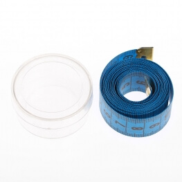 Mètre ruban - Bleu