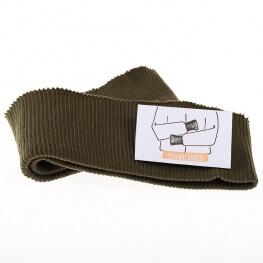 Bord côte ceinture - Vert