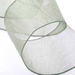 Voile tubulaire pour sac à dragées - Vert