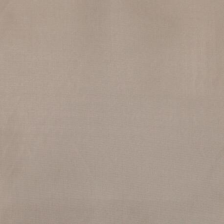 Doublure unie antistatique x50cm - Beige foncé