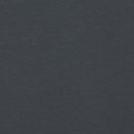 Tissu sweat uni chaud  - Gris anthracite