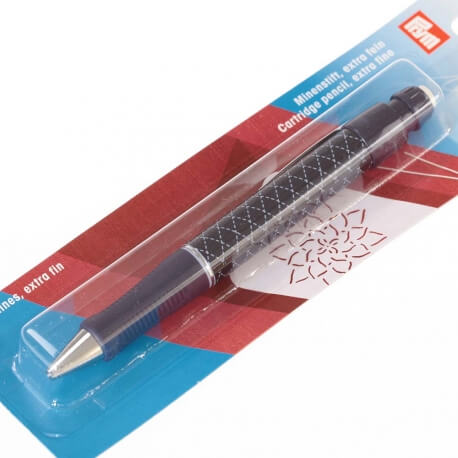 Stylo à mines extra fin rechargeable - Prym