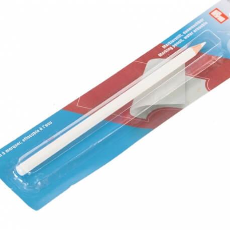 Crayon blanc effaçable à l'eau - Prym