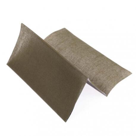 Toile thermocollante - Vert kaki