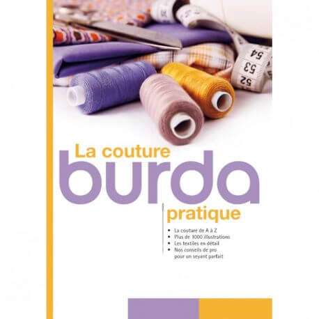 Livre La Couture Pratique - Burda