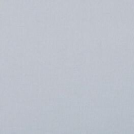Tissu piqué de coton uni  - Gris perle
