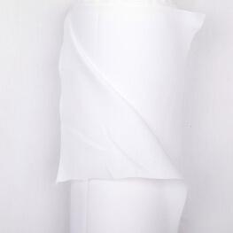 Tissu toile à drap 240cm  - Blanc