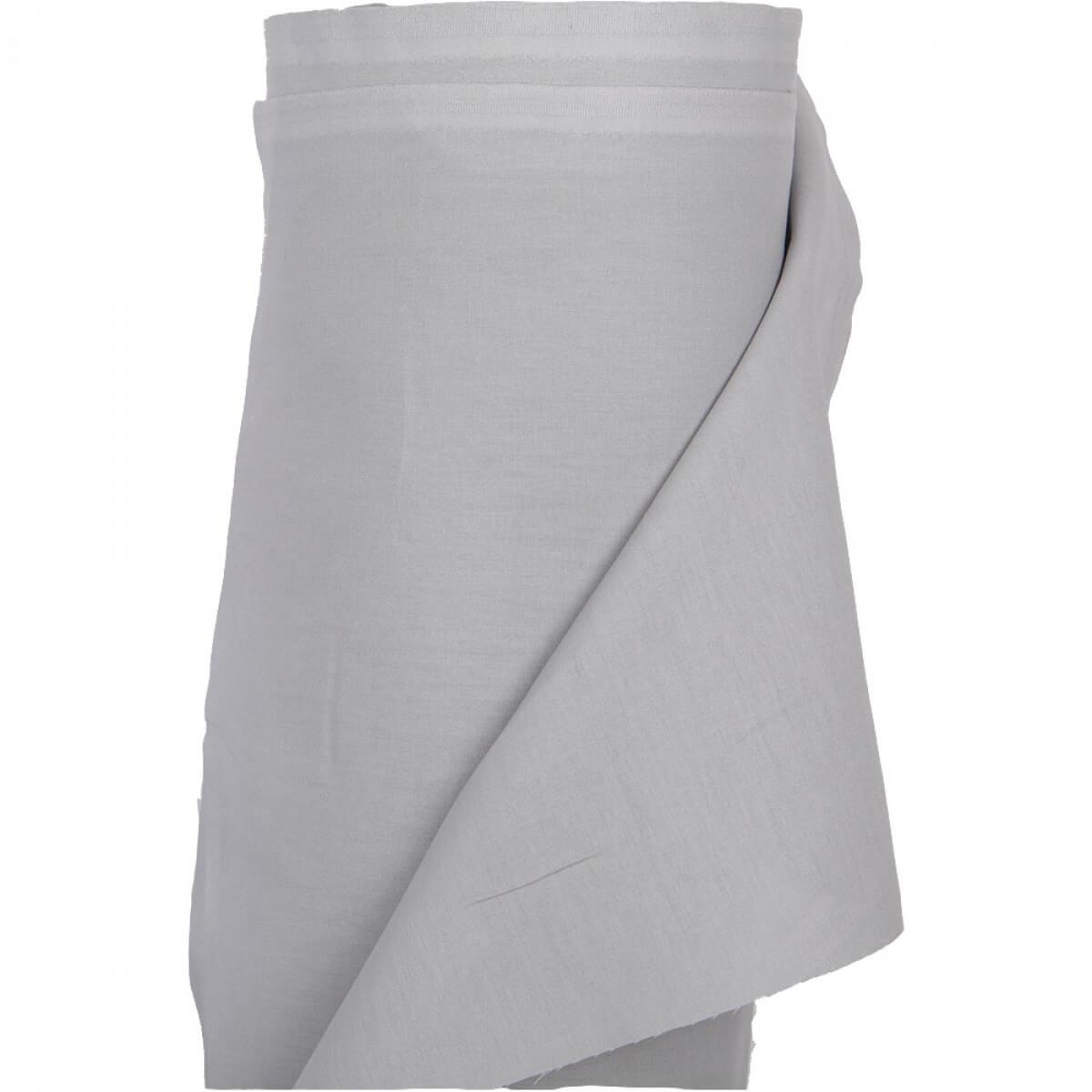 Tissu toile drap 240cm gris merceriecar - Tissu pour drap ...