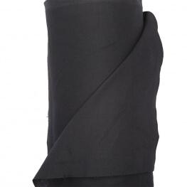 Tissu toile à drap 240cm  - Noir
