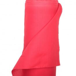 Tissu toile à drap 240cm  - Rouge