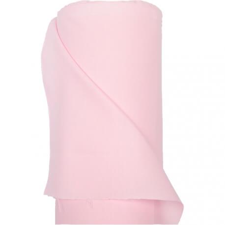 Tissu toile à drap 240cm  - Rose bonbon