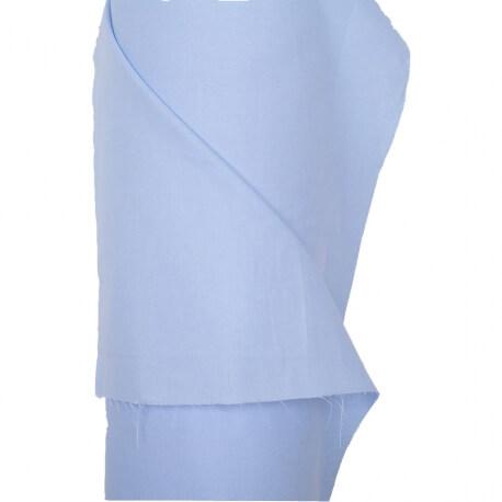 Tissu toile à drap 240cm  - Bleu ciel