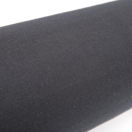 Tissu lange 100% coton - Noir
