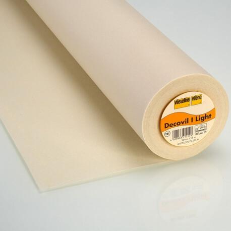 Decovil I Light entoilage thermocollant x50cm - Vlieseline