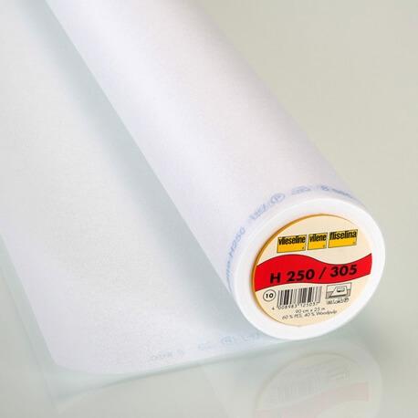 H 250 Entoilage thermocollant tissu léger et moyen - Vlieseline