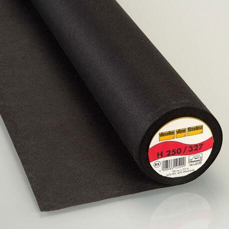 H 250 Entoilage thermocollant tissu léger et moyen X50cm - Vlieseline