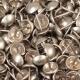 Boîte 1000 clous tapissier aluminium brossé 11mm