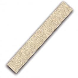 Rouleau ruban adhésif en tissu lin uni - beige