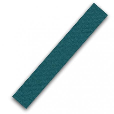 Rouleau ruban adhésif en tissu uni - Vert canard