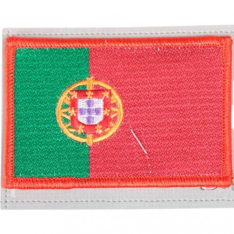 Ecusson drapeau Portugal grand format