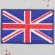 Ecusson drapeau Angleterre - Royaume Uni