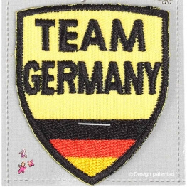 Ecusson blason team Allemagne - Germany