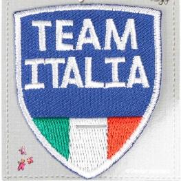 Ecusson blason team Italie - Italia