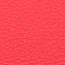 Coupon simili cuir uni rouge - 60 x 70 cm