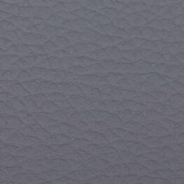 Coupon simili cuir uni gris anthracite - 60 x 70 cm