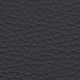 Coupon simili cuir uni noir - 60 x 70 cm
