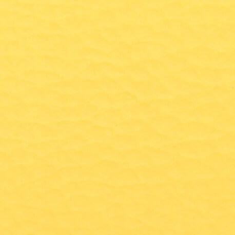 Coupon simili cuir uni jaune - 60 x 70 cm