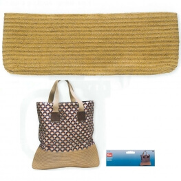 Fond de sac en paille - Modèle Sarah