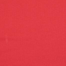 Tissu pour sweat jersey coton uni - Rouge