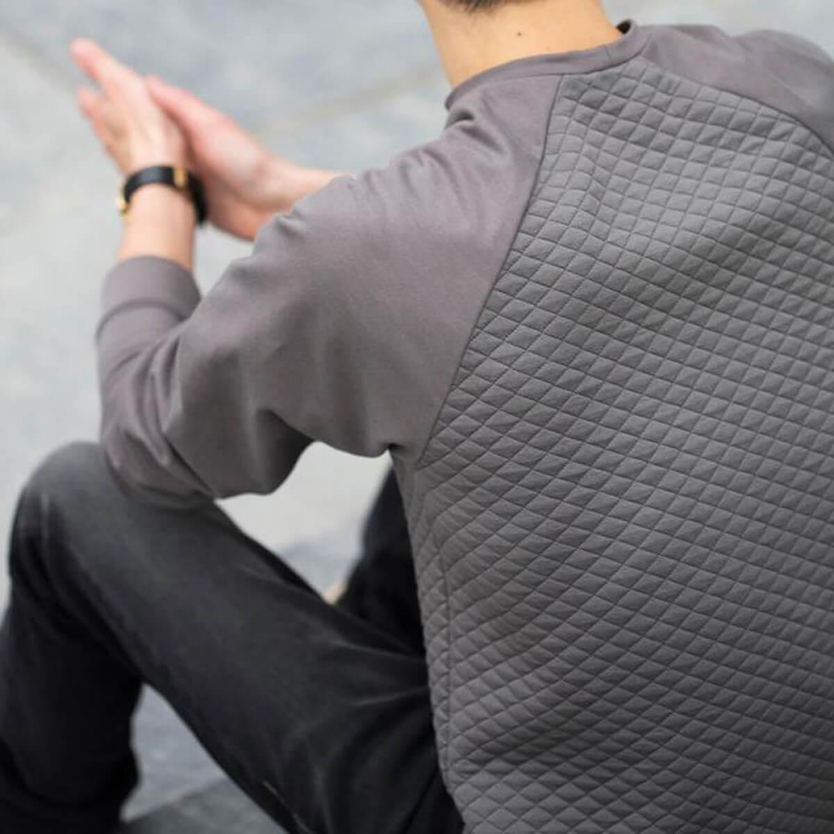 Sweat Chess Mercerie La Patron Caréfil De Shirt Homme Victor Maison gxwOq4U