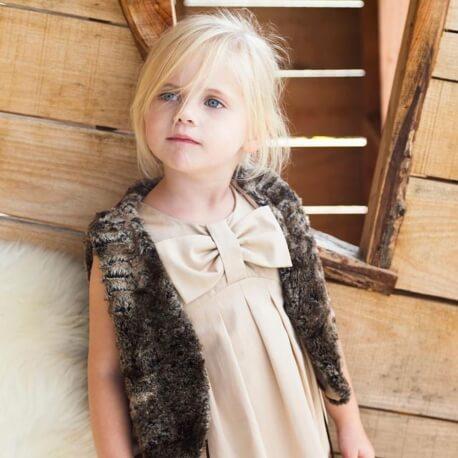 Patron robe enfant fille - Lucy de la Maison Victor
