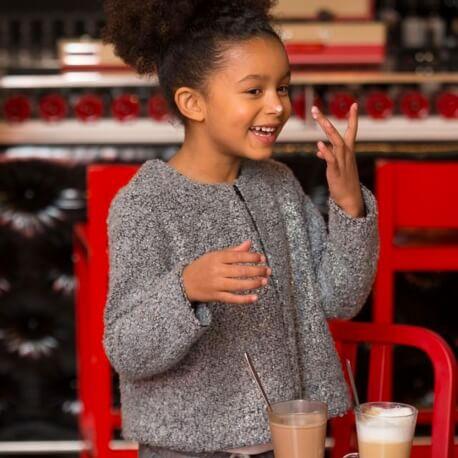 Patron veste enfant fille - Jacqueline de la Maison Victor