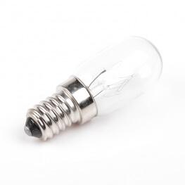 Ampoule à vis pour machine à coudre
